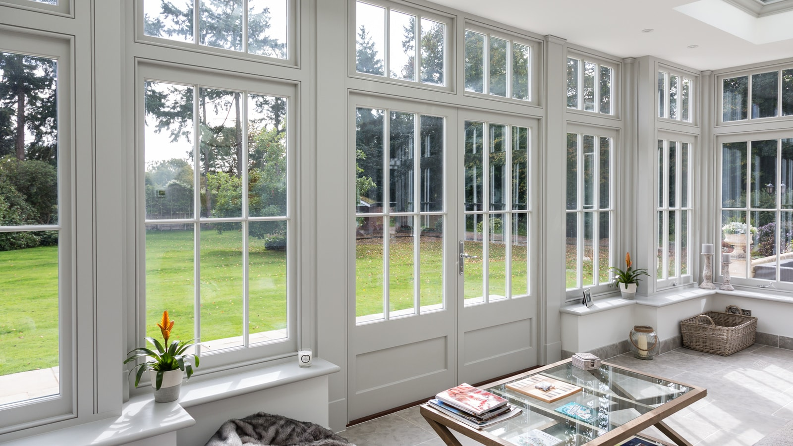 How a glazed extension can boost your health