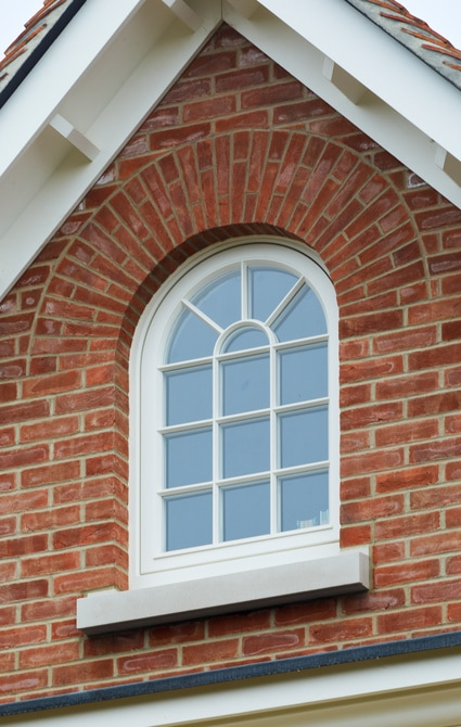 Feature casement window