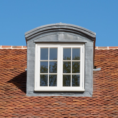Freanch dormer window