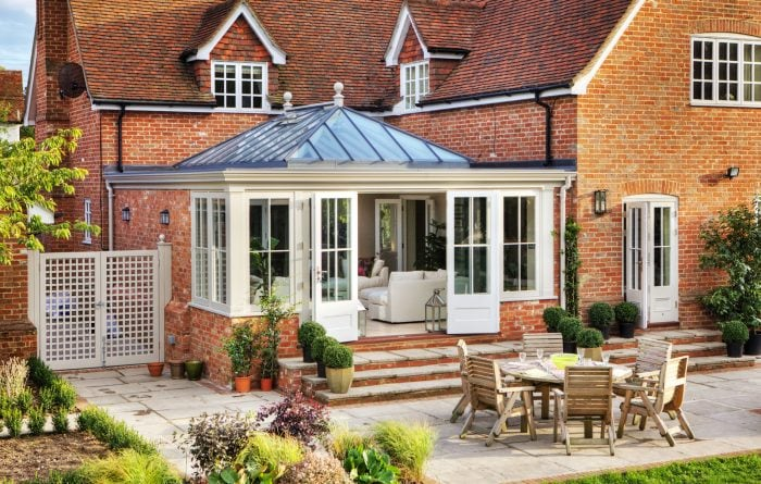 Practical Advice: Glazed Extension Styles