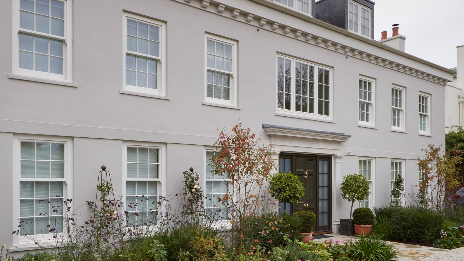 Property with Sound & Secure Extra Glazing Box Sash Windows