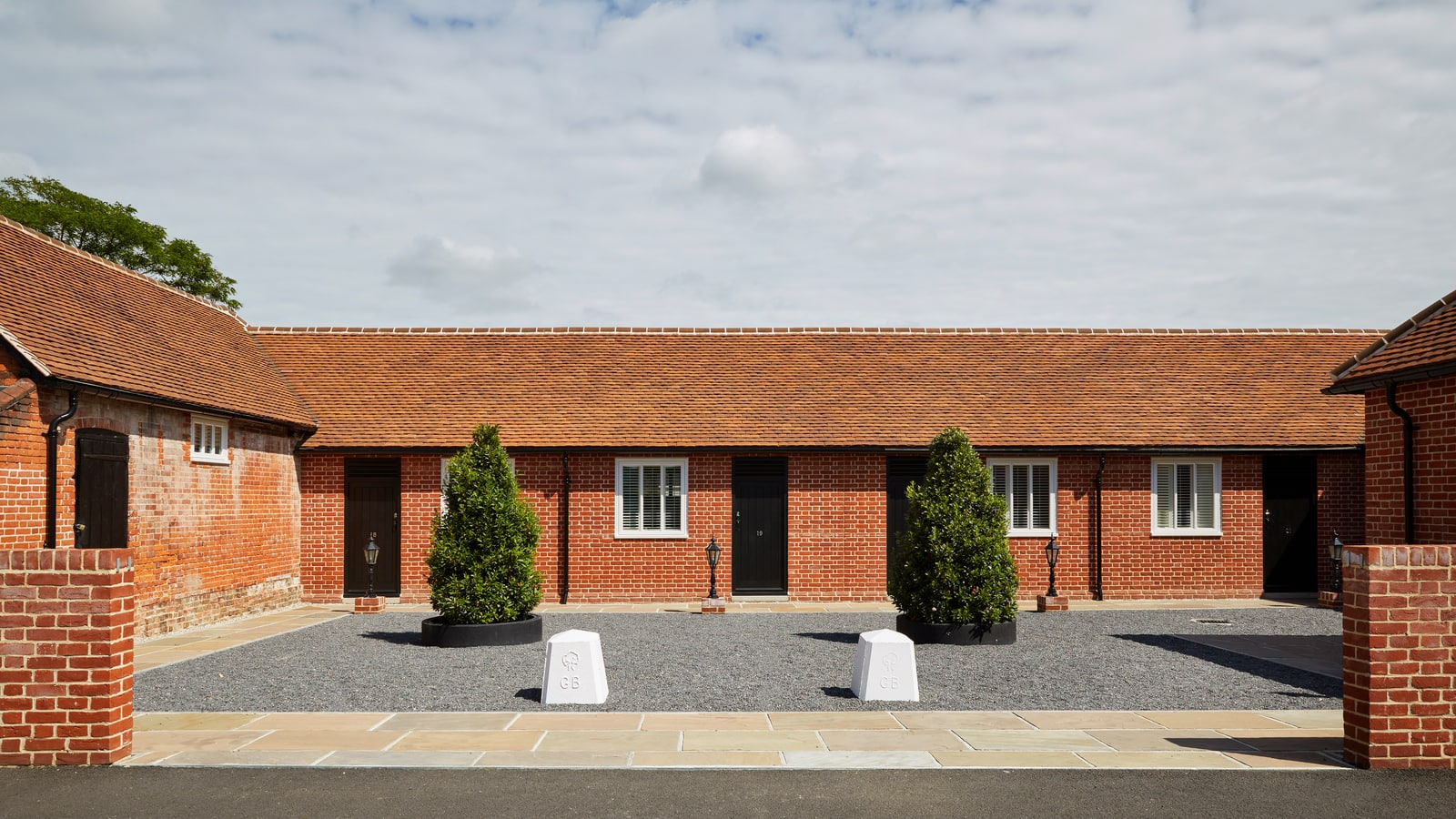 Listed stable block refurbishment