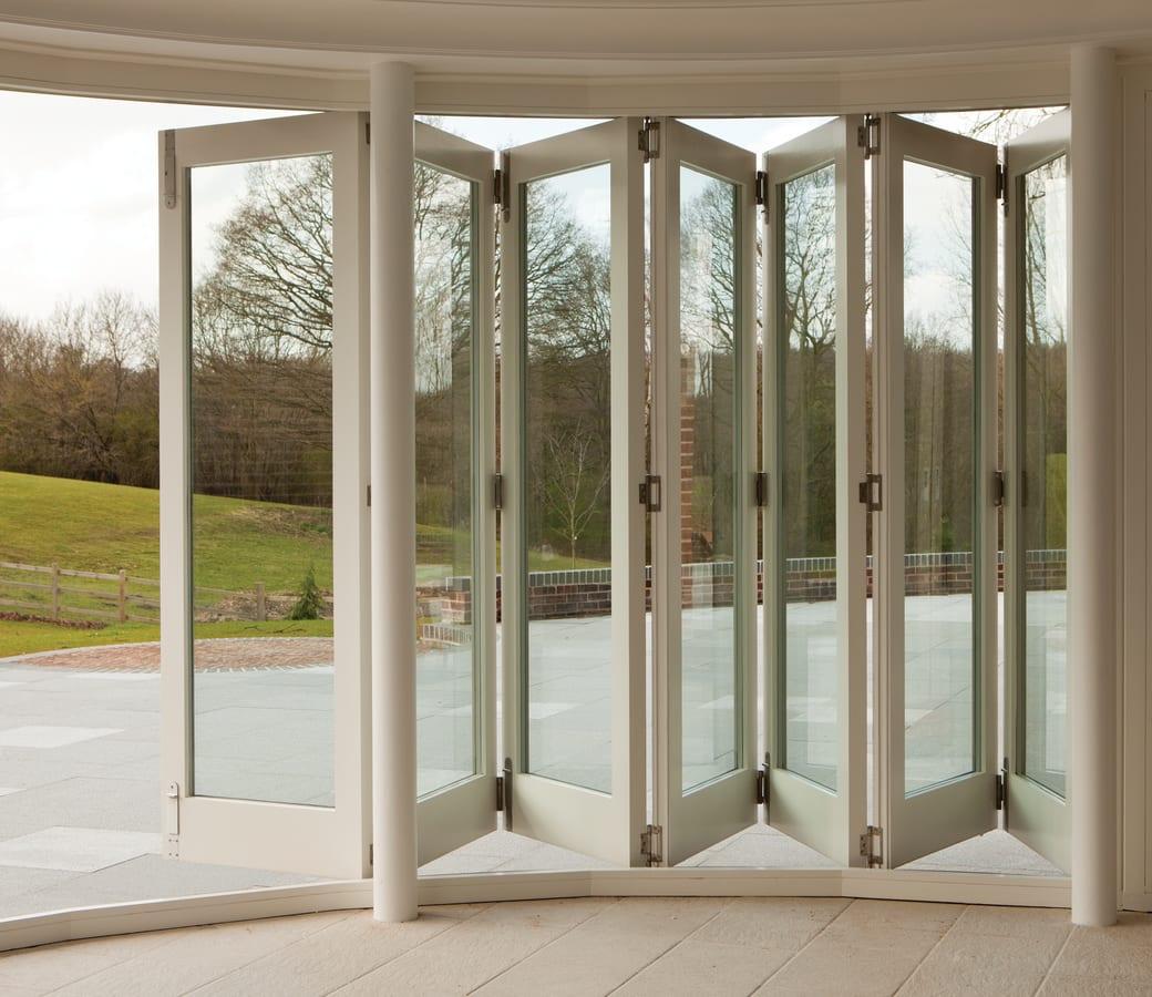 Modern sliding door system