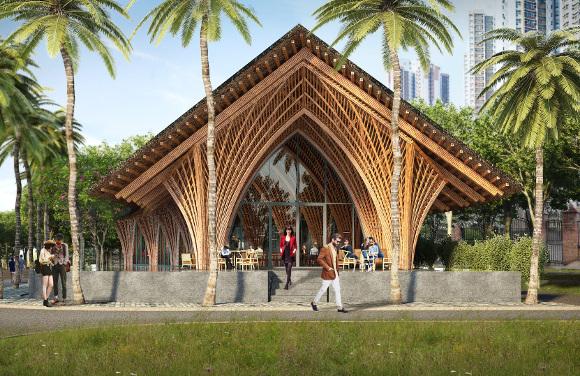 Westbury's Pick: The Ting Xi Bamboo Pavilion