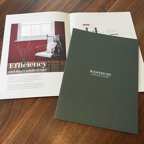 Westbury Windows & Joinery brochure