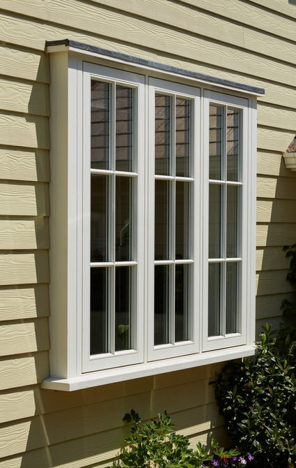 Projecting box window