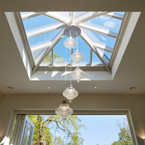 Timber Roof Lanterns Westbury Windows And Joinery