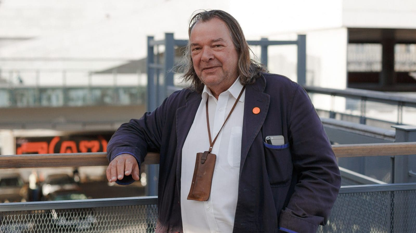 Architect Focus: Will Alsop