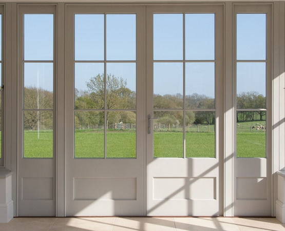 timber windows - Westbury French Doors