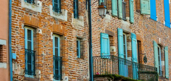 French windows - street view
