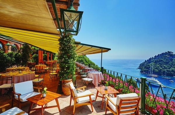 Portofino - al fresco dining