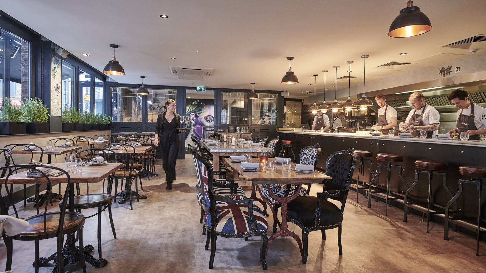 Daniel Watkins moves to new restaurant, The Frog Hoxton