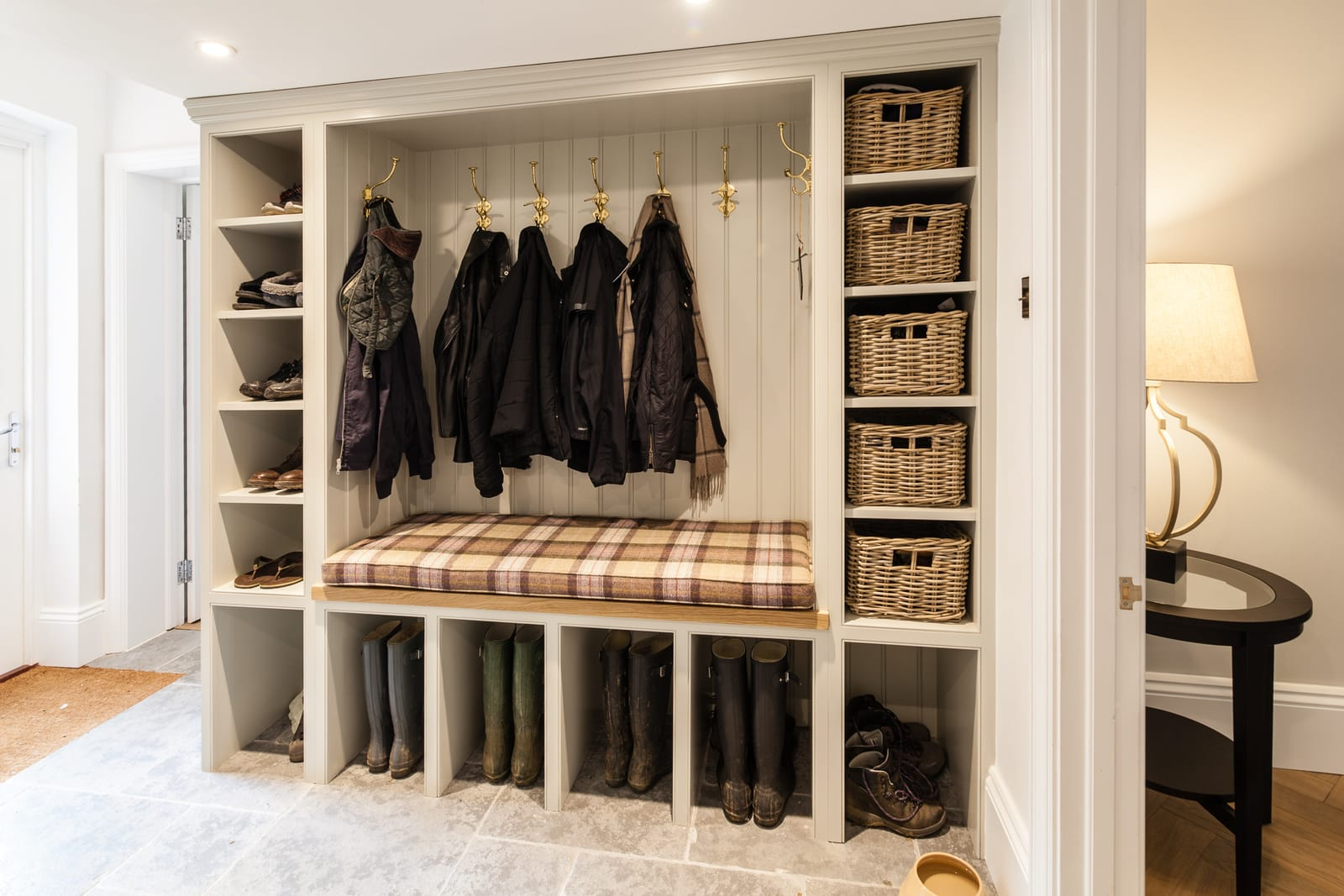 How to design the perfect boot room