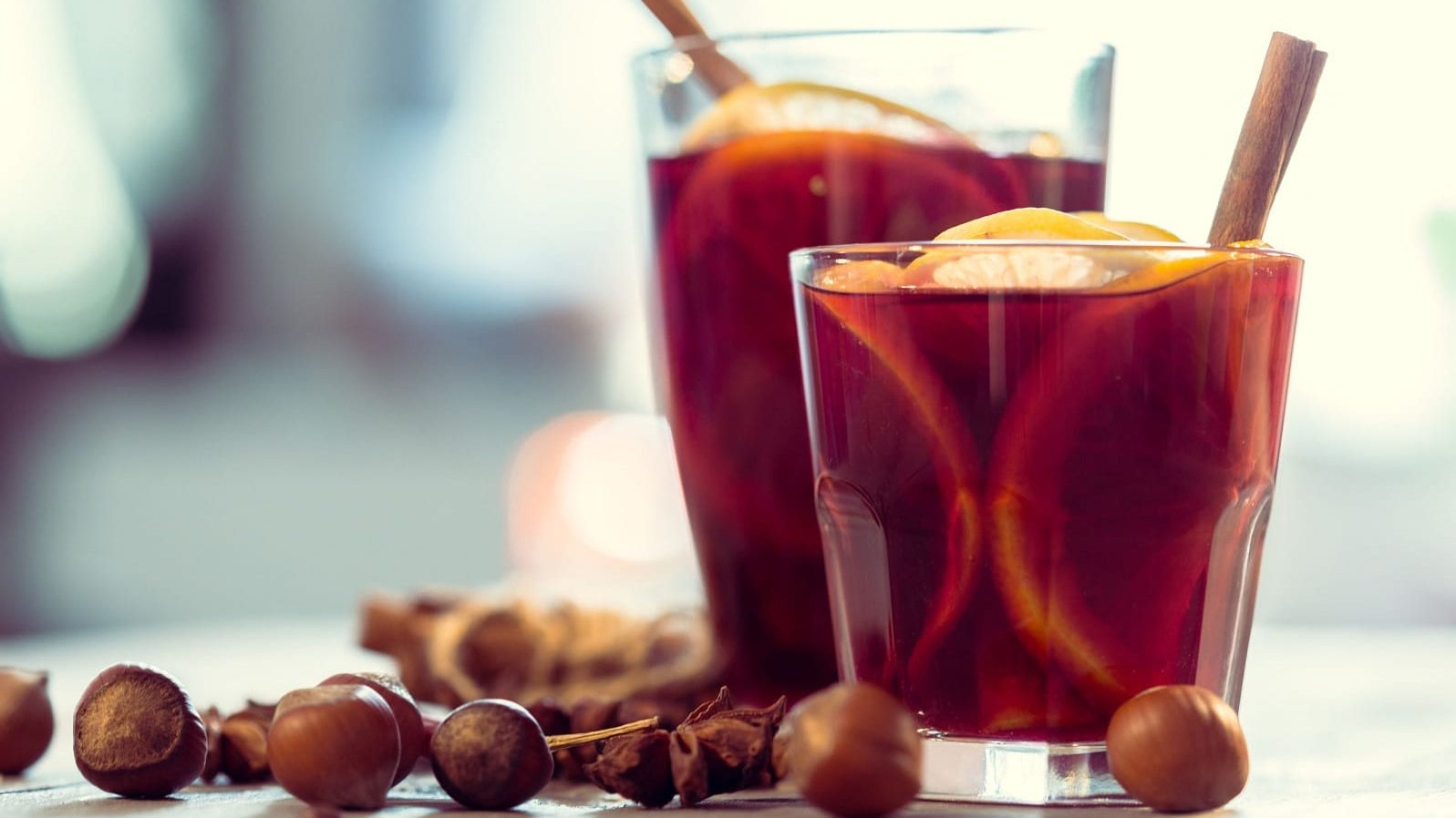 Glögg: Traditional Swedish mulled wine
