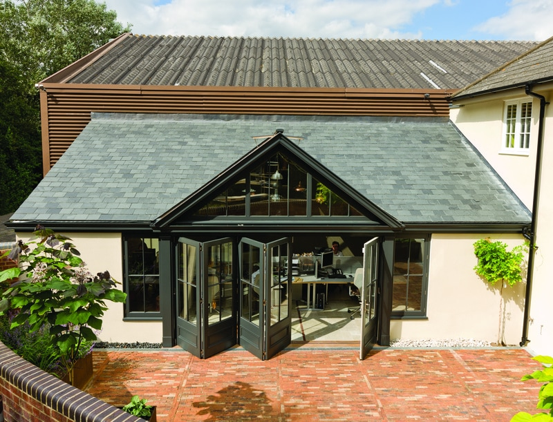 Bi-folding doors are the perfect solution for maximising spaces, opening up rooms and creating a connection between your home and the garden.