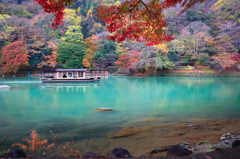 The katsura river