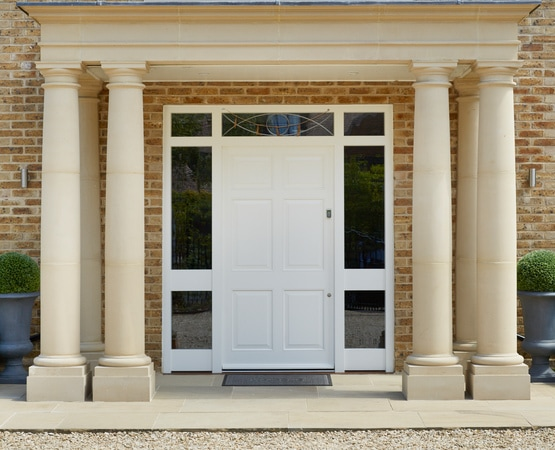 Making an entrance! Choosing the right front door