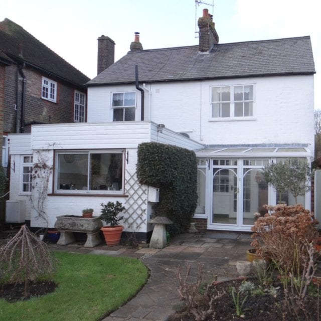 Old Westbury Gardens Plan: Replacing An Old Conservatory With An Orangery Or Garden Room