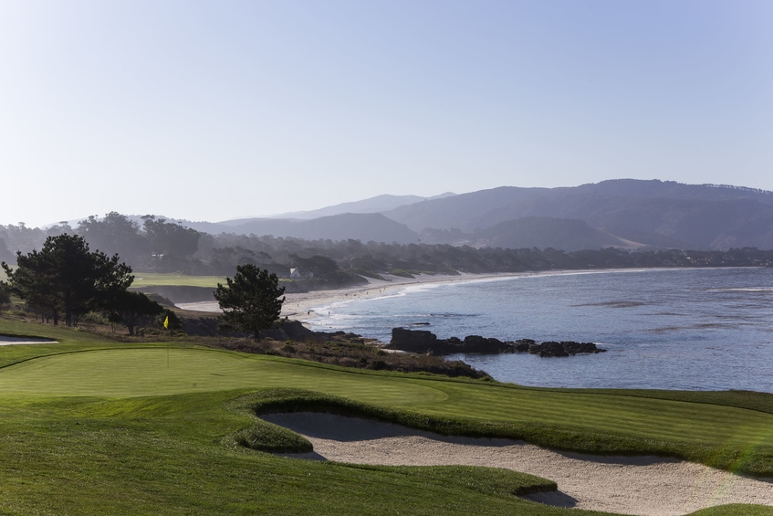 Window to the world: five favourite golfing locations