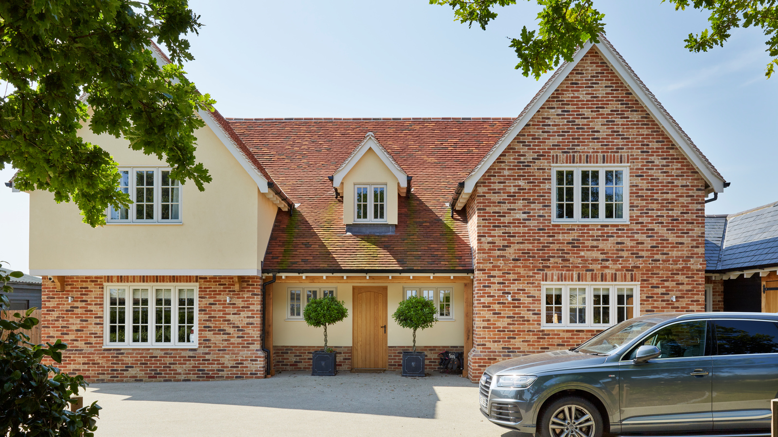 Replacement Timber Windows for Essex Family Home