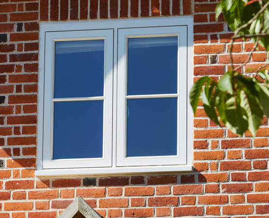 timber casement window