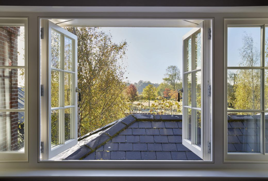 Top tips for maintaining timber window frames