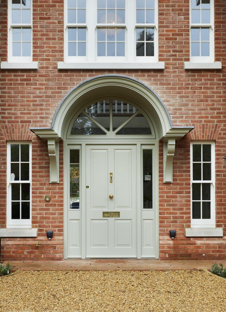 Westbury Front Door