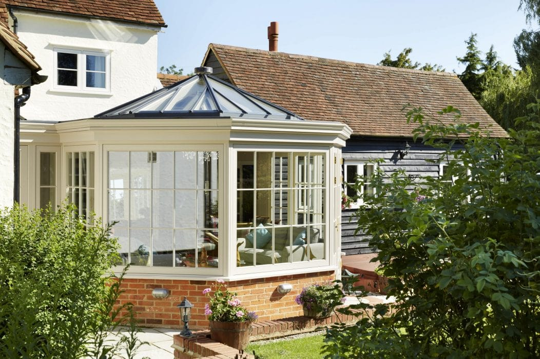 What happens when you order a roof lantern?