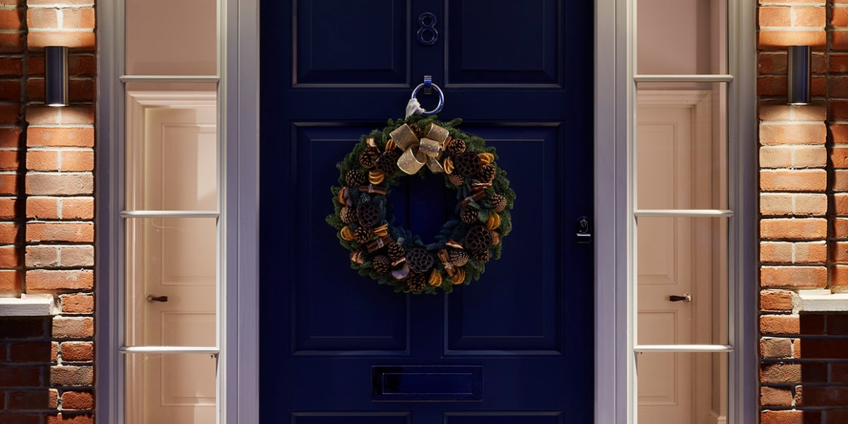 Christmas Wreath Making Ideas