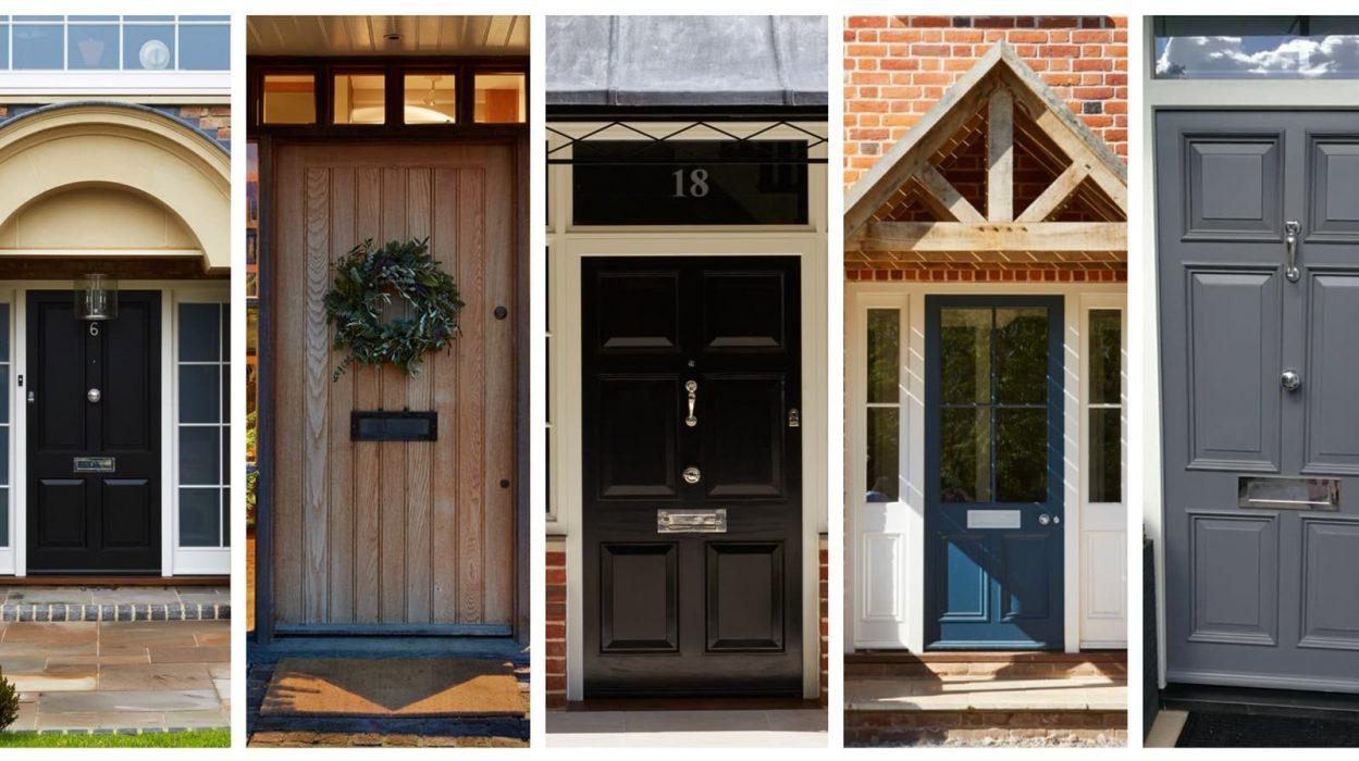How much do timber doors cost?