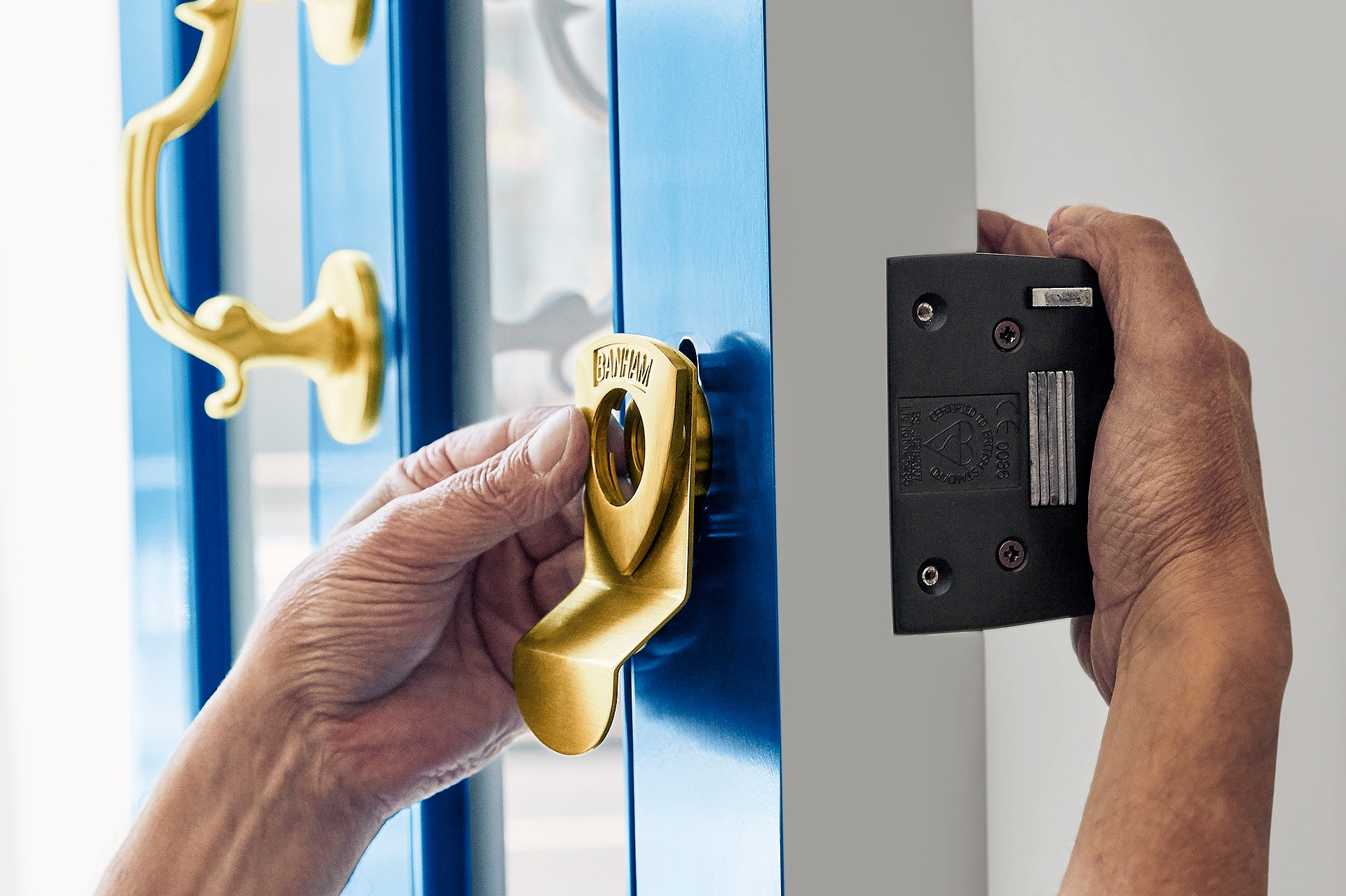 Upgrade your Front Door with a Banham Lock