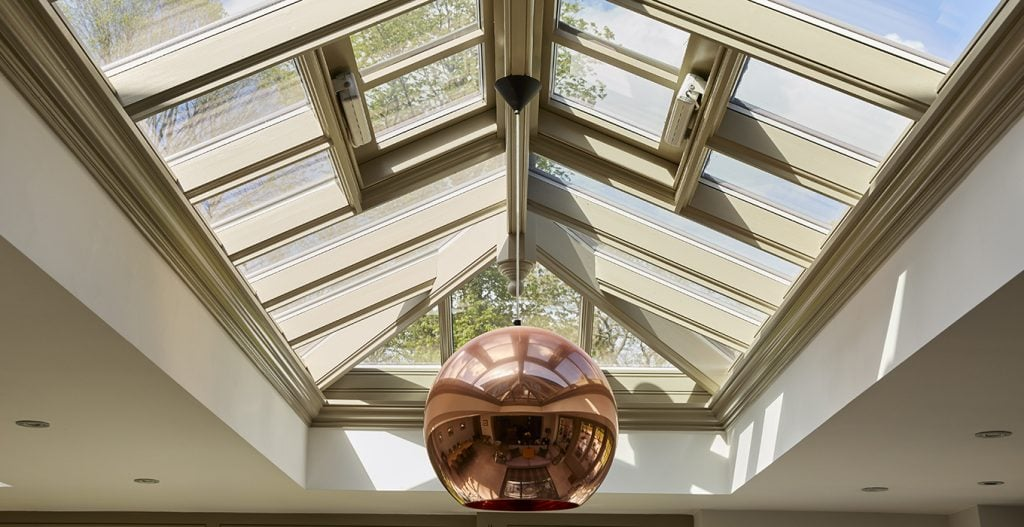Westbury Roof Lantern