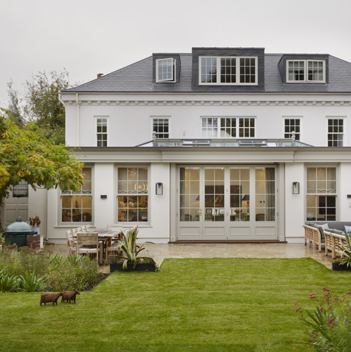 What are the different styles of wooden windows?