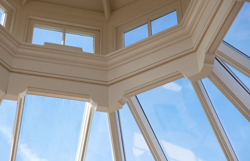 octagonal and cupola roof lanterns cost more than traditional rectangular roof lanterns
